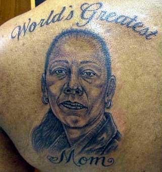 Bad Mom Tattoo
